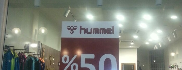 Hummel is one of Locais curtidos por E.AYDIN.