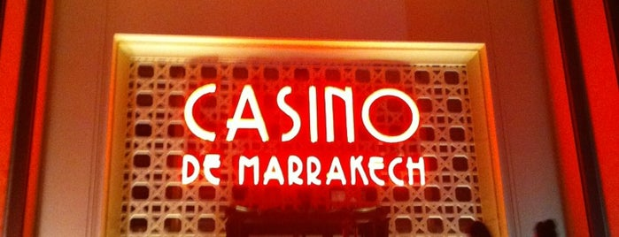 Casino de Marrakech is one of marrakech.
