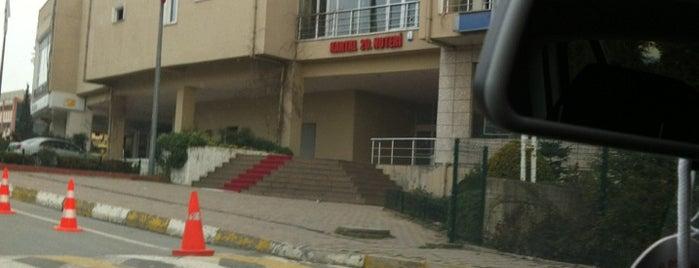 İstanbul Deri Organize Sanayi Bölgesi is one of Posti che sono piaciuti a Efe.