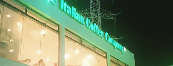 The Italian Coffe is one of Restaurantes en Ciudad del Carmen, Campeche.