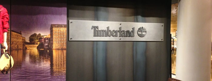 Timberland Showroom is one of NY.