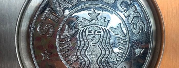 Starbucks is one of Ismael : понравившиеся места.