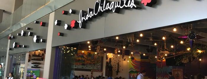Frida Chilaquiles is one of Ivonne 님이 좋아한 장소.