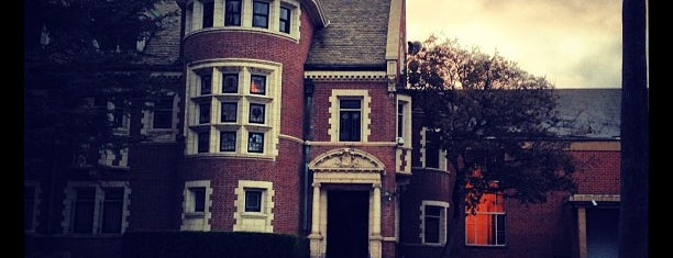 "The ""American Horror Story"" House is one of Creepy/Weird California Places."