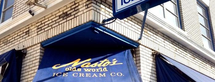 Nasto's Ice Cream Co is one of Brian 님이 좋아한 장소.
