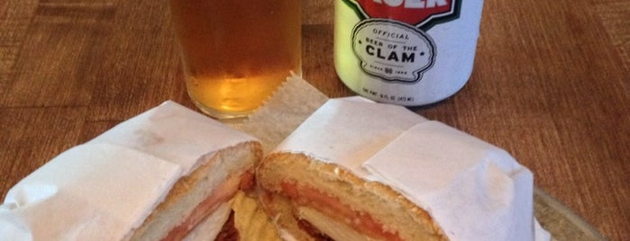 Tiny's Giant Sandwich Shop is one of Food Near the Venues.