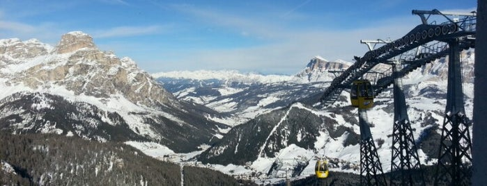 Alta Badia is one of Dove sciare.