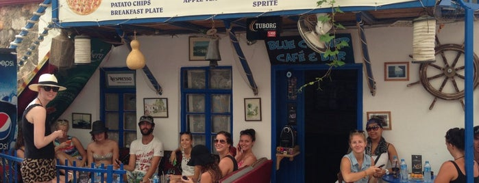 Blue Corner Cafe&Bar is one of kaş.