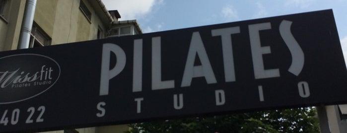 MissFit Pilates Studio is one of สถานที่ที่ hndn_k ถูกใจ.
