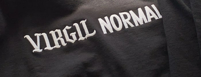 Virgil Normal is one of LA.