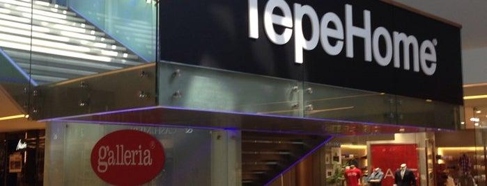 Tepe Home is one of Orte, die Tankut gefallen.