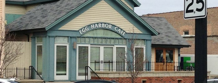 Egg Harbor Cafe is one of Rockin the suburbs.