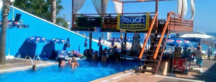 Havana Beach Club is one of Alanya Otelleri.