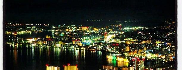 比叡山 is one of 日本夜景遺産.