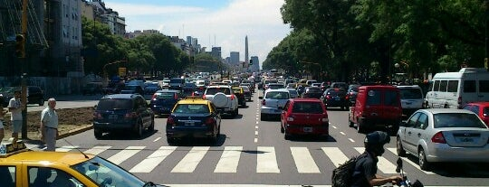 Av. 9 de Julio y Av. Belgrano is one of Capital Federal (AR).