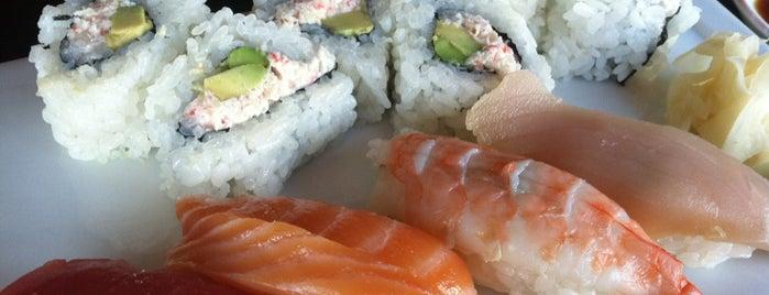 Sakae Sushi & Grill is one of Peninsula Places.