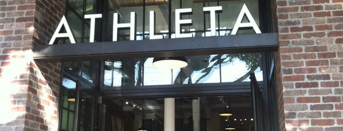 Athleta is one of Karen'in Beğendiği Mekanlar.