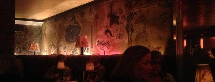 Bemelmans Bar is one of New York City - April 2013.