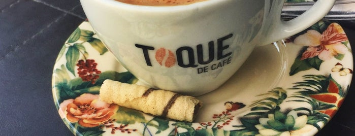 Toque de Café is one of Cafés p Visitar.