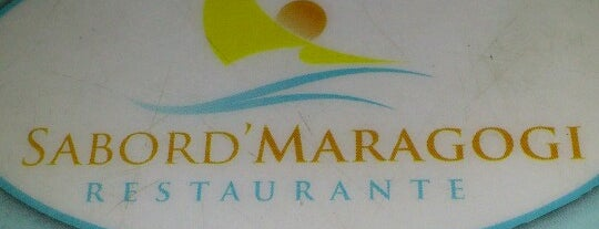Restaurante Sabor D' Maragogi is one of Alexandreさんのお気に入りスポット.