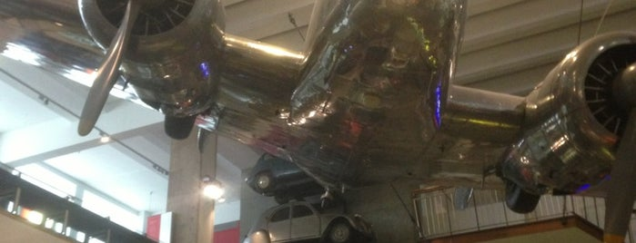 Science Museum is one of Stuff I want to see and redo in London.