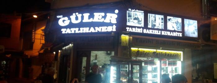 güler tatlıhanesi is one of Ege ve Akdeniz.