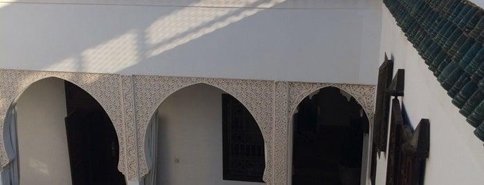 Riad Assakina is one of Marrakech.