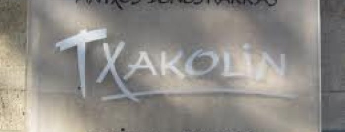 Txakolin is one of Barcelona F&P.