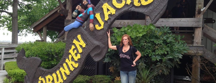 Drunken Jack's is one of Must-see seafood places in Myrtle Beach, SC.