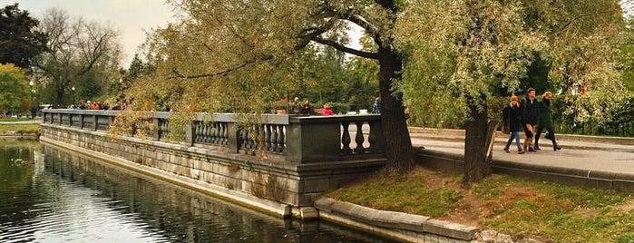 Gorky Park is one of Posti che sono piaciuti a Maria.