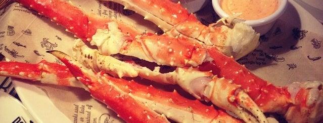 Boston Seafood & Bar is one of Locais curtidos por Maria.