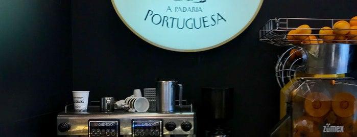 A Padaria Portuguesa is one of Tempat yang Disukai Katia.