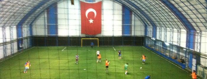 Akbaş Halısaha ve Spor Tesisleri is one of Muro baskan.