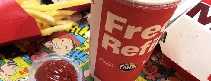 McDonald's is one of Priscila : понравившиеся места.