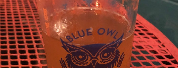 Blue Owl Brewing is one of Austin 4 the 4th.