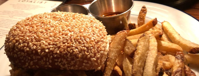 The Loyalist is one of Chicago: Favorite Burgers.