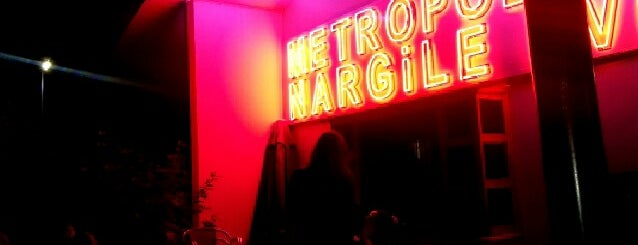 Metropol Nargile Evi is one of Balıkesir Cafeler.
