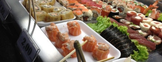 Irachai Sushi House is one of Guide to Fortaleza's best spots.