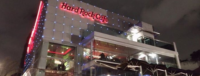 Hard Rock Cafe Curitiba is one of Lieux qui ont plu à Gabi.