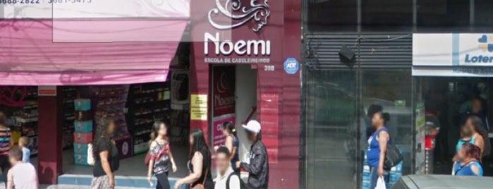 Noemi Escola de Cabeleireiros - I is one of Lieux qui ont plu à Gabi.