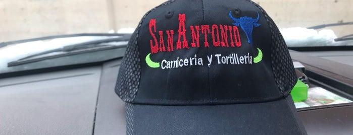 Carniceria y Tortilleria San Antonio is one of Donovan: сохраненные места.