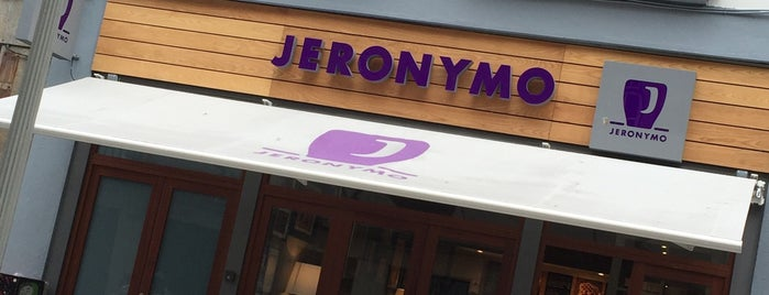 Jeronymo is one of Food and drinks in Porto.