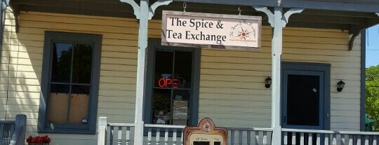 the Spice & Tea Exchange is one of Todd 님이 좋아한 장소.