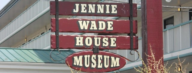 Jennie Wade House is one of Gettysburg Ghost Hunting.