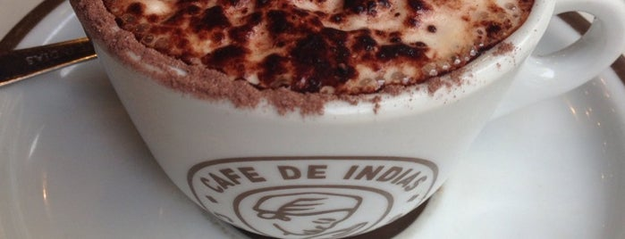 CAFÉ DE INDIAS is one of Provincia de Sevilla.