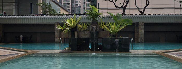 The Ritz Towers Poolside is one of Recorded.