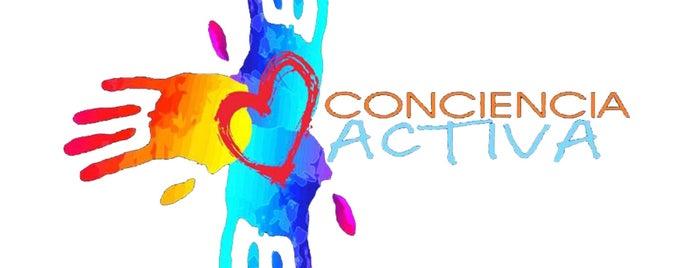 Conciencia Activa is one of Lugares favoritos de Martin.