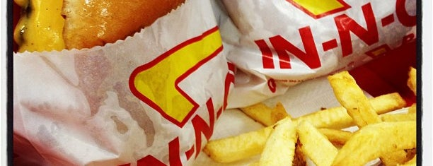 In-N-Out Burger is one of USA Las Vegas.