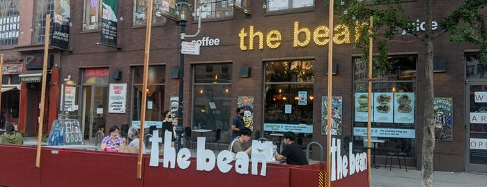 The Bean is one of Cafes Beyond 9pm.