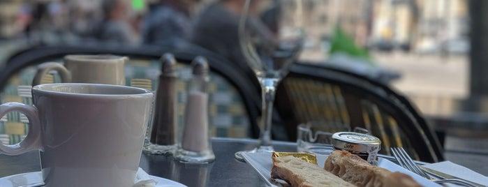La Chaufferie is one of Paris.